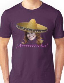 ¡Arrrrrrreba! Unisex T-Shirt