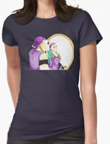 Daily Doodle 31-Vanity-Derby Girls-Validated Vanity T-Shirt
