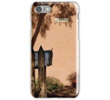 Delivering Shadows iPhone Case/Skin