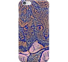 Two Kittens In Two Hands iPhone Case/Skin