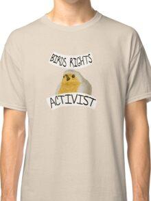 Pro Bird Rights Classic T-Shirt