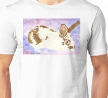 Daily Doodle 24- Rescue - American Rabbit, Robin Unisex T-Shirt
