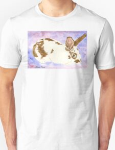Daily Doodle 24- Rescue - American Rabbit, Robin T-Shirt