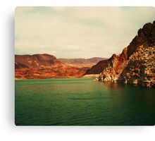 Lake Mead, Nevada USA Canvas Print