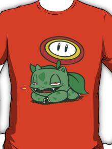 Fire Flowersaur T-Shirt
