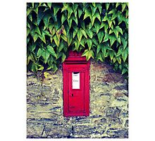 Post Box Photographic Print