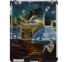 Do aliens get lonely as the lights begin to fade? iPad Case/Skin
