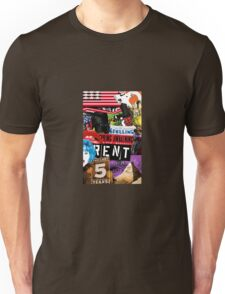 Musicals Collaboration  Unisex T-Shirt