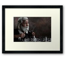 My Ultimate Target-The King Framed Print