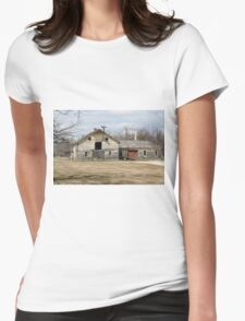 Old Country Charmer Womens Fitted T-Shirt