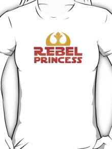 Rebel Princess T-Shirt