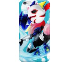Pokemon Anbu Greninja  iPhone Case/Skin