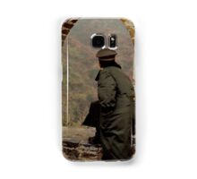Contemplative Samsung Galaxy Case/Skin