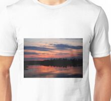 Twilight on Sturgeon Unisex T-Shirt