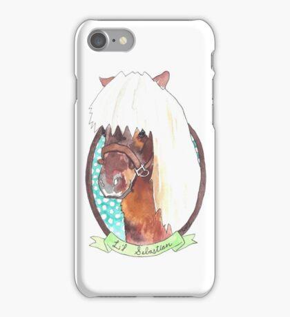 Li'l Sebastian iPhone Case/Skin