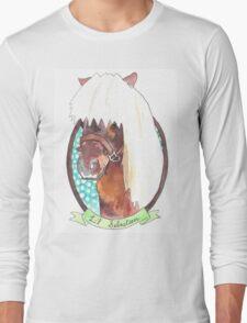 Li'l Sebastian Long Sleeve T-Shirt