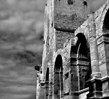 Arles arena by Revenant