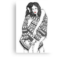Fusion #1 Canvas Print