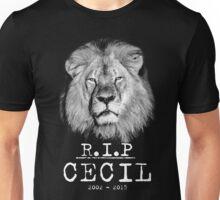 R.I.P Cecil Lion  Unisex T-Shirt