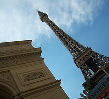 Paris Hotel In Las Vegas by samh0731