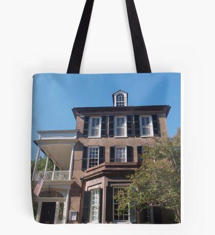 Historic Home Tote Bag