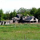 Abondoned on the Prairies by Larry Trupp