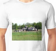 Abondoned on the Prairies Unisex T-Shirt