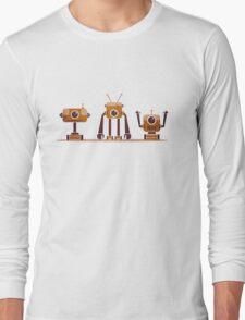Robothood Long Sleeve T-Shirt