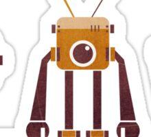 Robothood Sticker