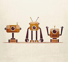 Robothood by annisatiarau