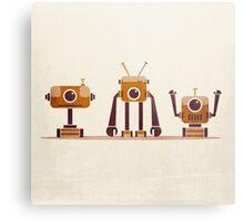 Robothood Metal Print