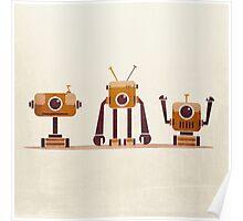 Robothood Poster