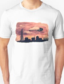 Welcome to Night Vale Silhouette  T-Shirt