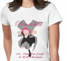 Bewitched or Womens Fitted T-Shirt