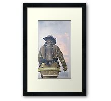 """Sooted"" Framed Print"