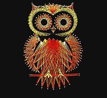 String Art Owl T-Shirt