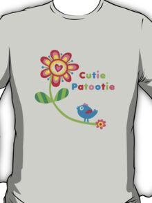 Cutie Patootie - on lights T-Shirt