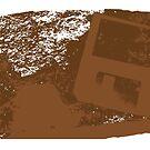 A floppy relic by Andrew Shulman