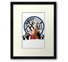 Marry The Night [ Ipod / Iphone / Print ] Framed Print