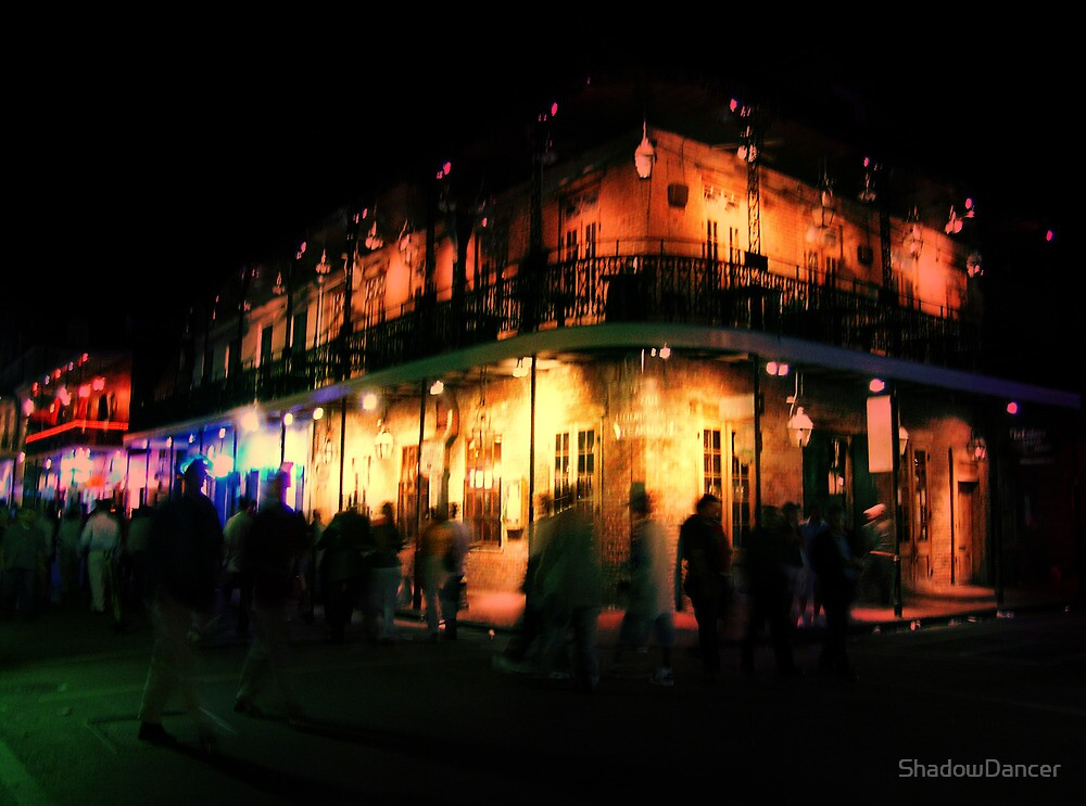 Ghosts of Bourbon Street by ShadowDancer