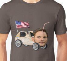chrispyburritomobile Unisex T-Shirt
