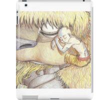 Aang and Appa iPad Case/Skin