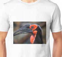 African Ground Hornbill Unisex T-Shirt