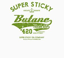Retro Butane Hash Oil Unisex T-Shirt