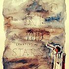 Night Vale Stargazing by booklils
