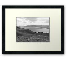 Washington, USA Framed Print