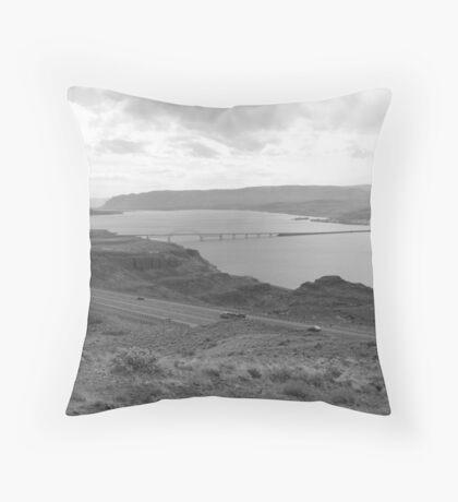 Washington, USA Throw Pillow