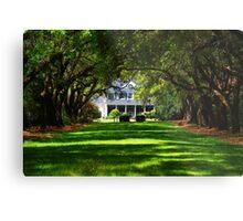 Legare Waring House, Charleston Metal Print