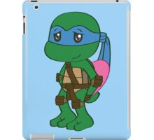 Precious Turtles - Leonardo iPad Case/Skin