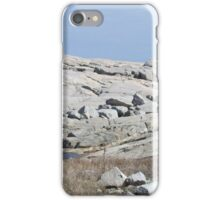 Peggy's Cove, Nova Scotia iPhone Case/Skin